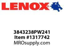 Lenox 3843238PW241 PORTA-BAND-PW 3 8 7/8X1/2X020X24CW -1140 X 13 X .05MM