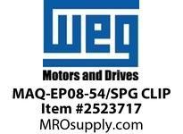 WEG MAQ-EP08-54/SPG CLIP EP08-54 SPRING CLIP (2.2 KGF) Motores