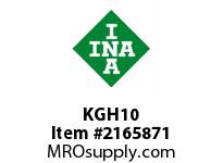 INA KGH10 Linear drawn cup ball bearing