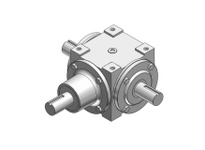 HUBCITY 0220-03438 600 1/1.29 DE SP BEVEL GEAR DRIVE