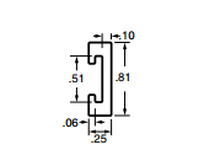 System Plast VG-P813F-NS-10 VG-P813F-NS-10