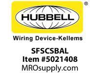 HBL_WDK SFSCSBAL FIBER SNAP-FITSC SMPLXBLZIRCAL