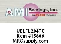 AMI UELFL204TC 20MM WIDE ACCU-LOC TEFLON 2-BOLT FL LOCKING