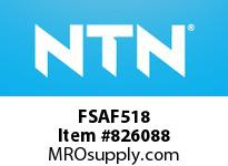 NTN FSAF518 BRG PARTS(PLUMMER BLOCKS)