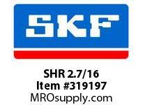 SKF-Bearing SHR 2.7/16
