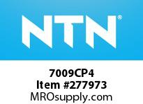 NTN 7009CP4 PRECISION BALL BRG