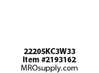 PTI 22205KC3W33 SPHERICAL ROLLER BEARING