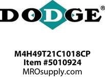 DODGE M4H49T21C1018CP MTA SIZE 449:1210 C-FACECECP3774T GEAR PRODUCTS