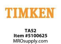 TIMKEN TA52 SRB Plummer Block Component