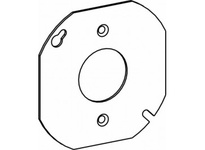 Orbit 4RC-SR 4^ OCTAGON COVER FOR SINGLE REC. 1.4^