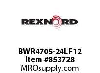 REXNORD BWR4705-24LF12 BWR4705-24 F3(LF) T12P N2 BWR4705 24 INCH WIDE MATTOP CHAIN W