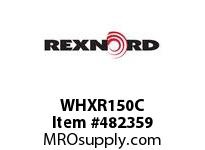 REXNORD 6192127 WHXR150C WHXR 150 COTTERED CHAIN