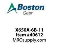 X650A-6B-11