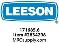 Leeson 171685.6 25HP3600RPM.256T.ODP.230/460V.3PH.6 0HZ.CONT.40C.1.15S.FC-FACEGENERAL PURPOSE :