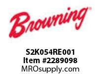 Browning S2K054RE001 S2000 ASSY COMPONENTS