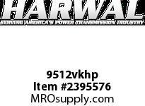 Harwal 9512vkhp 95 x 12VK-HP NBR END CAP