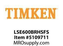 TIMKEN LSE600BRHSFS Split CRB Housed Unit Assembly