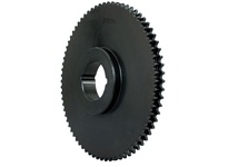 D08CTB95 (2517) Metric Double Roller Chain Sprocket Taper Bushed