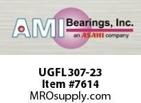 AMI UGFL307-23 1-7/16 HEAVY ECCENTRIC COLL 2-BOLT
