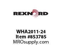 REXNORD WHA2011-24 WHA2011-24 WHA2011 24 INCH WIDE MATTOP CHAIN W