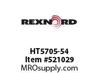 REXNORD HT5705-54 HT5705-54 142921