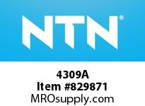 NTN 4309A DOUBLE ROW ANGULAR CONTACT