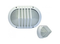 Orbit 7614-A19-WH OUTDOOR BULKHEAD LIGHT A19 WHITE