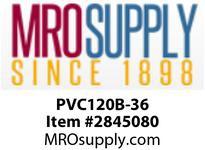 """MRO OPEN ENDS BY WIDTH MATERIAL:PVC120 BLACK C x FS WIDTH: 36"""""""