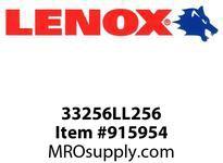Lenox 33256LL256 LEADER BITS-LL256 LEADER 2 9/16 65MM 1/PK-LL256 LEADER 65MM 1X- LEADER 2 9/16 65MM 1/PK-LL256 LEADER 65MM 1X-