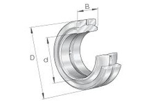 INA GE60DO Elges? spherical plain bearing