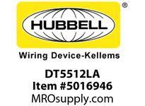 HBL_WDK DT5512LA TIMER 12 HR SW 24V  LT ALM