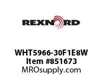 REXNORD WHT5966-30F1E8W WHT5966-30 F1 T8PN1.5WELD