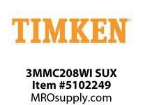 TIMKEN 3MMC208WI SUX Ball P4S Super Precision