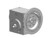 HubCity 0270-07514 SSW155 50/1 B WR 56C .625 SS Worm Gear Drive