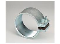 """Bridgeport SRC-300 3"""" SPLIT rigid coupling"""