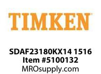 TIMKEN SDAF23180KX14 1516 SRB Pillow Block Assembly