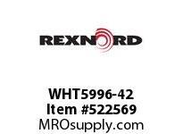 REXNORD WHT5996-42 WHT5996-42 144114