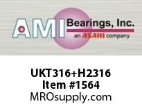 AMI UKT316+H2316 70MM HEAVY WIDE ADAPTER TAKE-UP