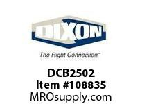 DIXON DCB2502 1/4 MALE NPT AIR CHIEF