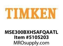 TIMKEN MSE300BXHSAFQAATL Split CRB Housed Unit Assembly