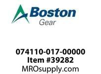 BOSTON 72192 074110-017-00000 SCREW MACHINE #8-32X