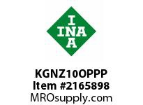 INA KGNZ10OPPP Linear aligning bearing unit