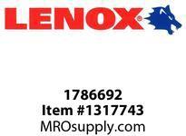 Lenox 1786692 PORTA-BAND PW 35-3/8X1/2X020X10/1