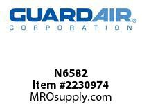 "Nordair N6582 54"" Aluminum Extension For 1.5"" Vac"