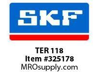 SKF-Bearing TER 118