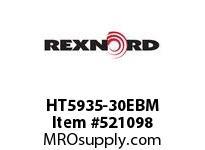 REXNORD HT5935-30EBM HT5935-30 E8-1/8D 147923