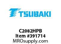 US Tsubaki C2082HPB C2082 HOLLOW PIN LG