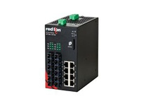 NT24K-14FXE6-SC-80-POE 14-Port Gigabit Managed POE+ Industrial Ethernet Switch (8 10/100/1000BaseT 6 100BaseFX