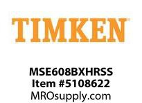 TIMKEN MSE608BXHRSS Split CRB Housed Unit Assembly