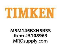 TIMKEN MSM145BXHSRSS Split CRB Housed Unit Assembly
